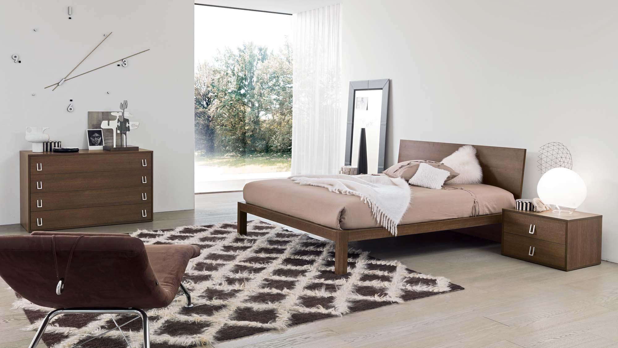 Per sfruttare al meglio lo spazio nelle camere matrimoniali ci sono i mobili firmati zg - I mobili sono detraibili ...