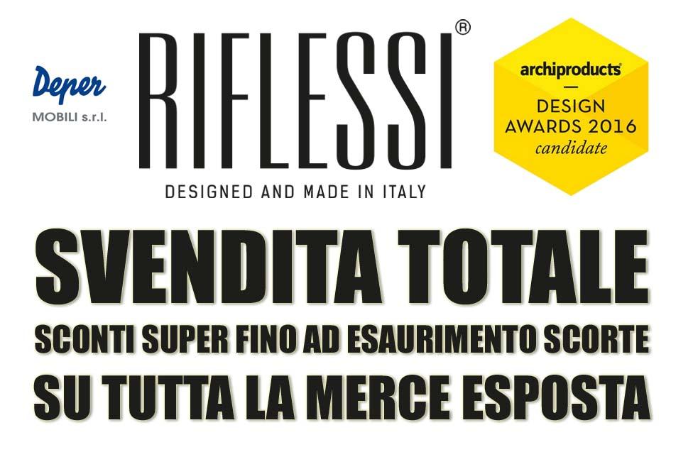 """Svendita """"RIFLESSI"""" ottobre 2016"""