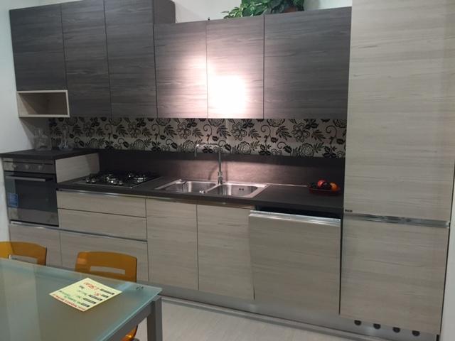 Ar-Tre Cucina Navarra Moderne Laminato Materico Neutra - Deper ...