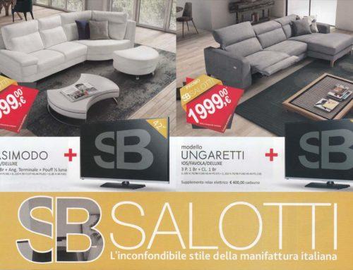 Divani SB Salotti