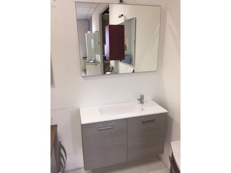 Mobile per la sala da bagno kios 053 a prezzo scontato Mobili per la sala